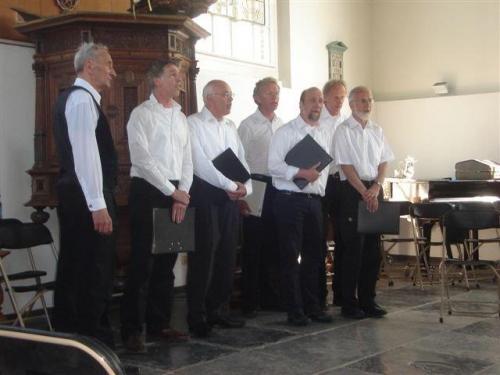 2009 Een blauwe maandag in Durgerdam 009